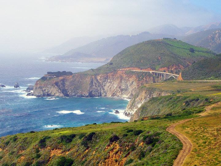 Highway 1 - Big Sur