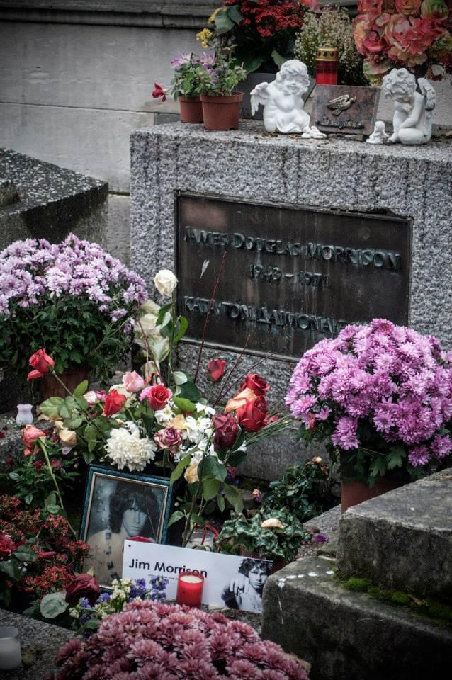 Parigi Cimitero Pere La Chaise