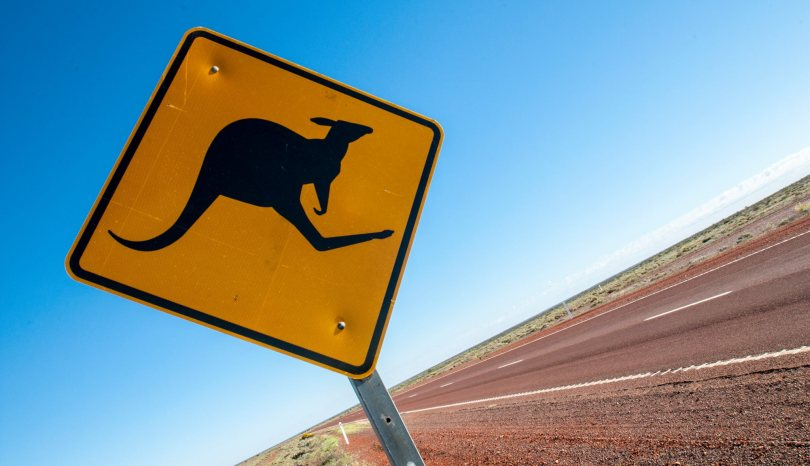 Australia, itinerario economico on the road