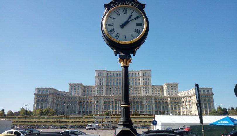 Ciao, vado a Bucarest, ci vediamo stasera!