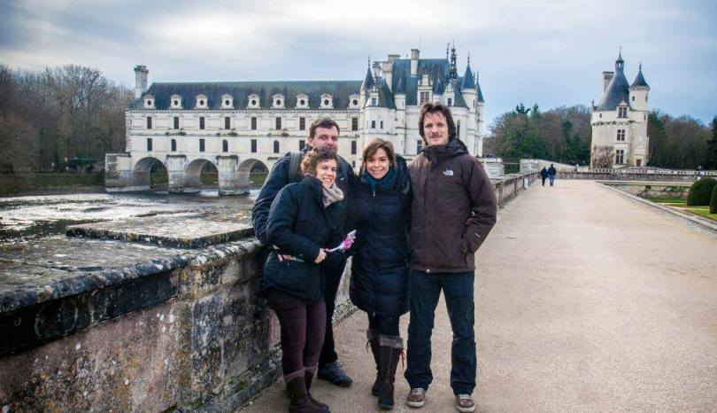 Castelli francesi per Capodanno