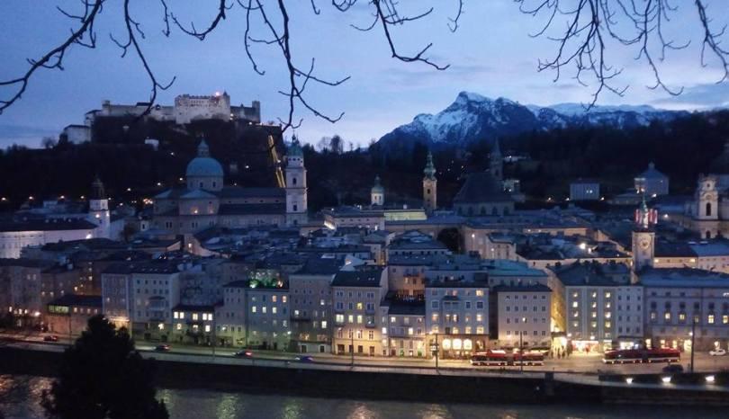 """Salisburgo, la """"puntina a forma di cuore"""""""