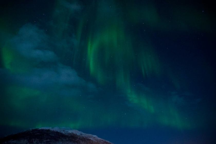 come vedere l'aurora boreale in lapponia spendendo poco