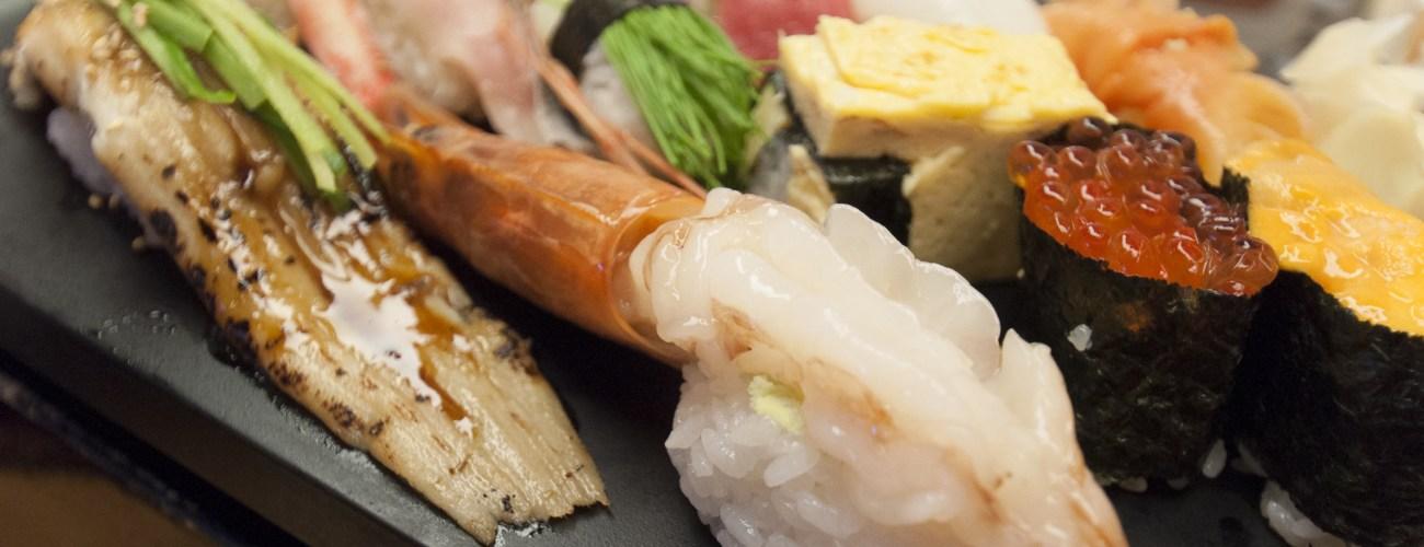 dove mangiare a Tokyo sushi zanmai