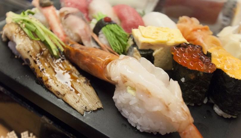 Dove mangiare a Tokyo (Giappone): Sushi Zanmai