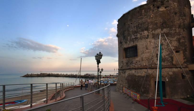 Laigueglia, uno dei borghi più belli d'Italia