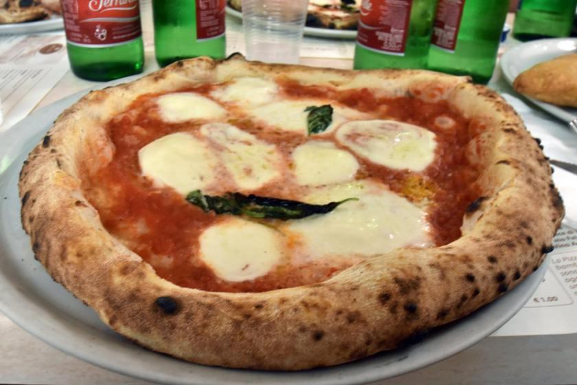 la vera pizza napoletana attanasio