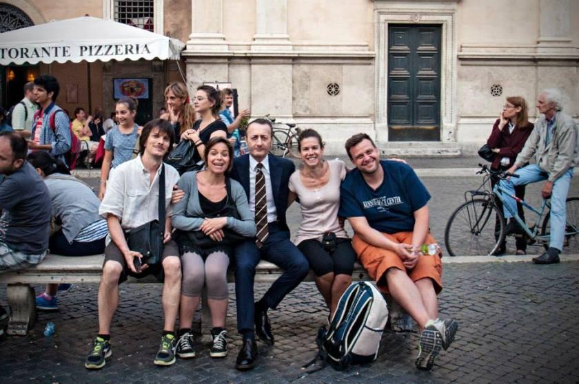 viaggiatori per caso roma