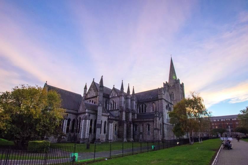 dublino-patrick-cathedral-tramonto