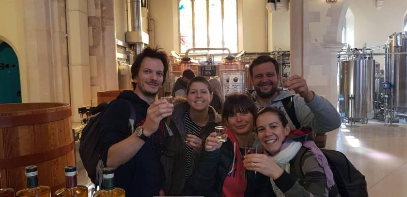 dublino whisky distillery