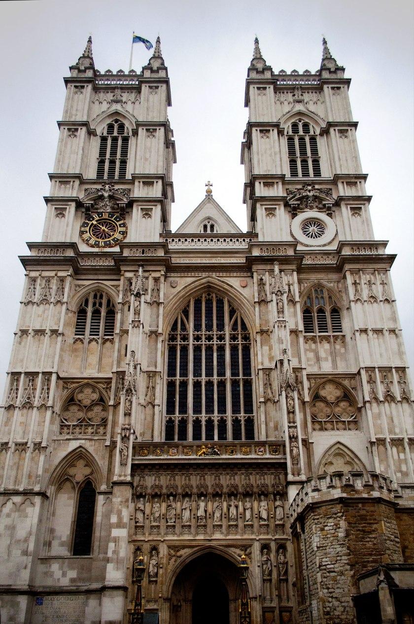Westminster-Abbey-Londra