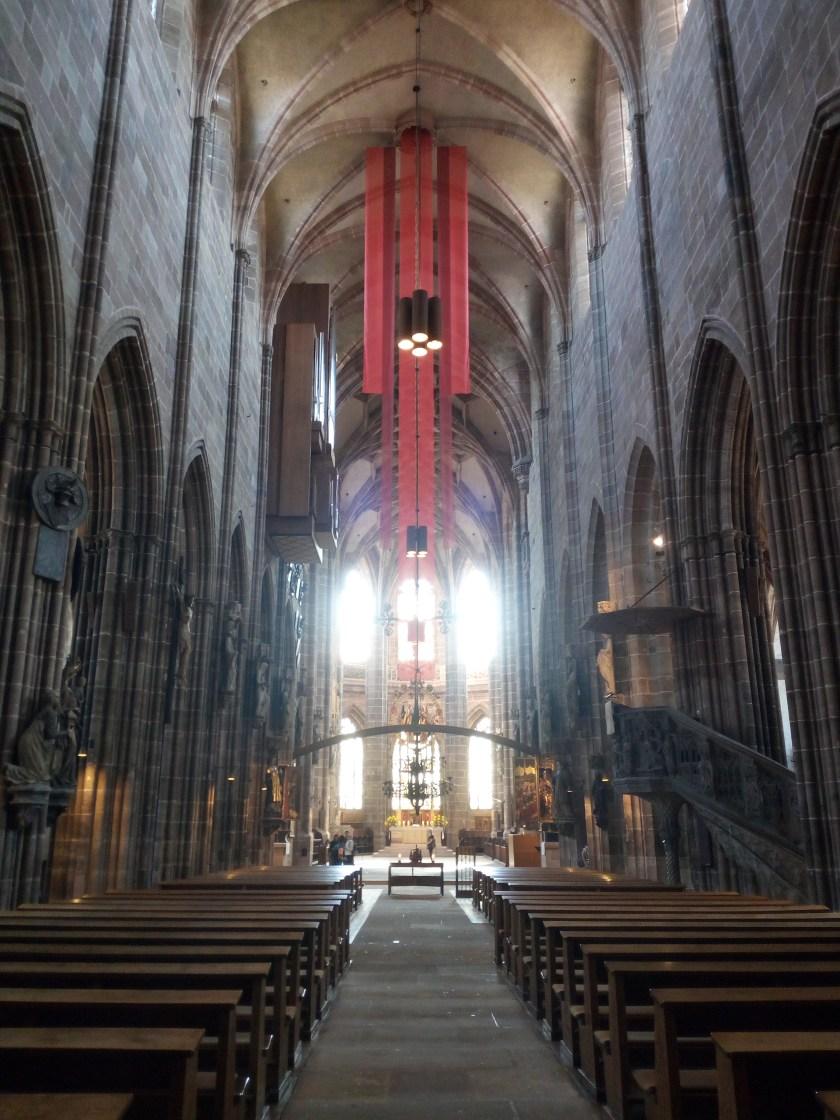 norimberga Frauenkirche chiesa gotica