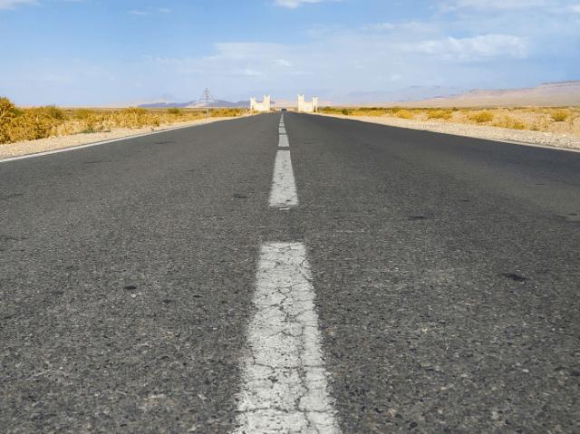 condizioni delle strade in marocco