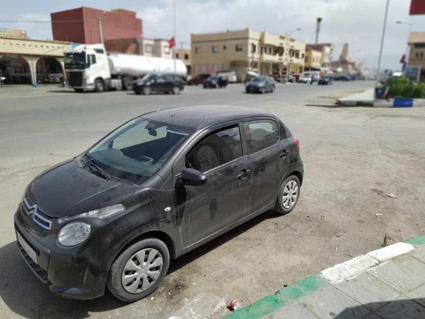 in auto in marocco fai da te