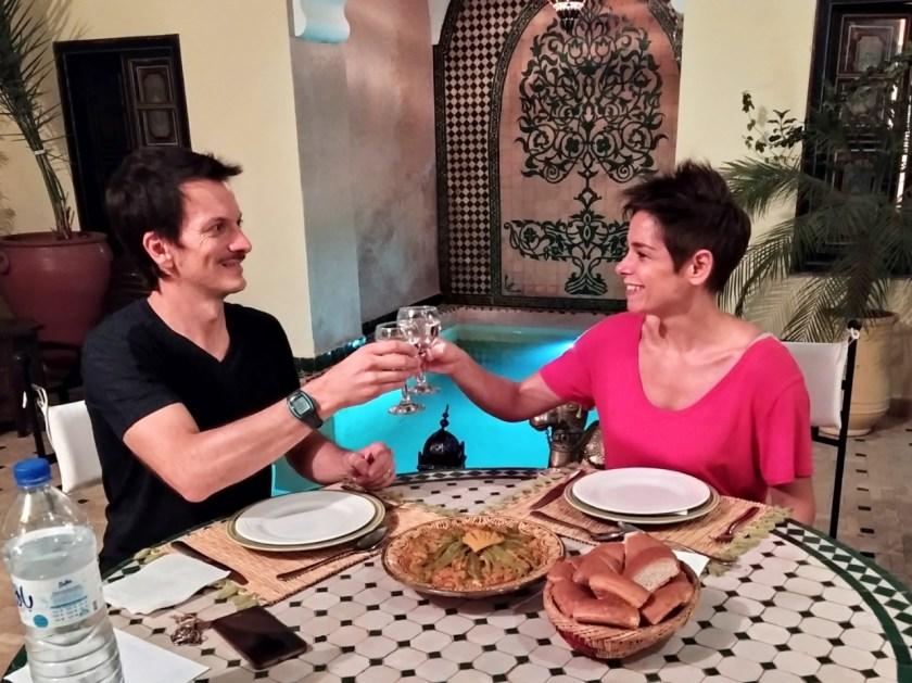 Riad Julia Marrakech - marocco itinerario fai da te 2 settimane ad agosto