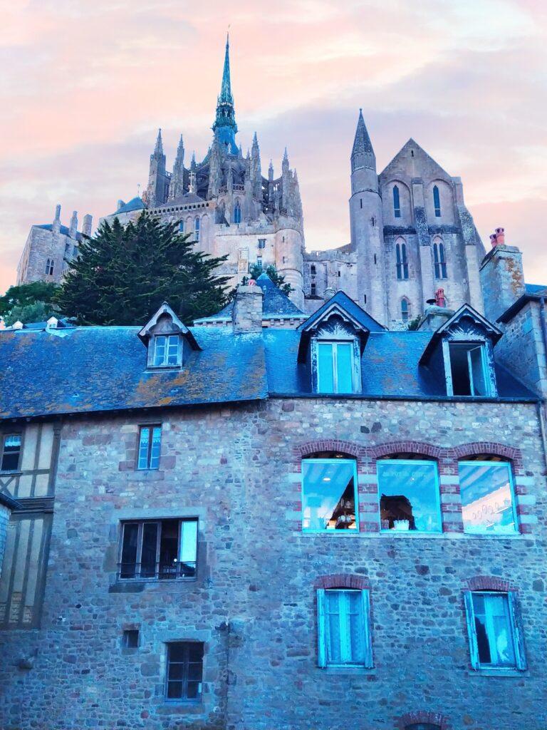 visitare Mont Saint Michel Viaggiatori per caso