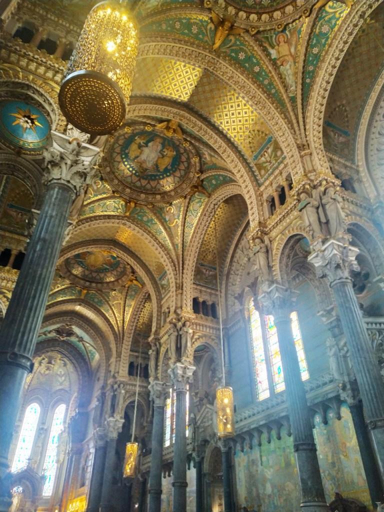 Cattedrale di notre dame de fuorviere