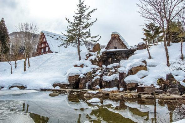 Inverno in Giappone