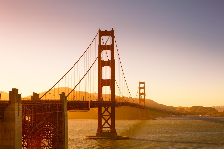 Da non perdere in California: il Golden Gate