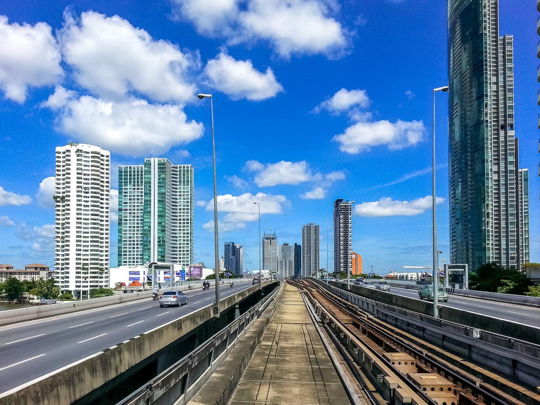 Consigli su come muoversi a Bangkok