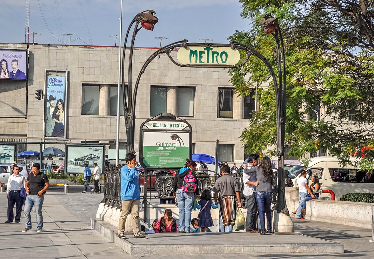 Come muoversi a Città del Messico
