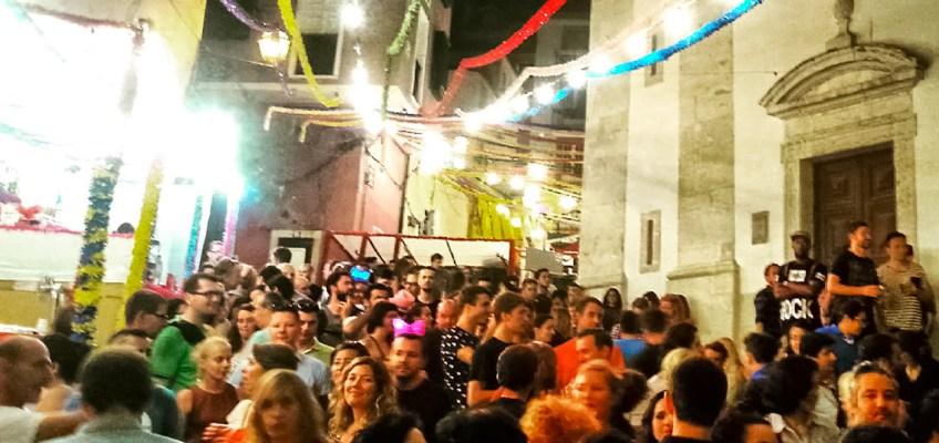 La festa di Santo António a Lisbona