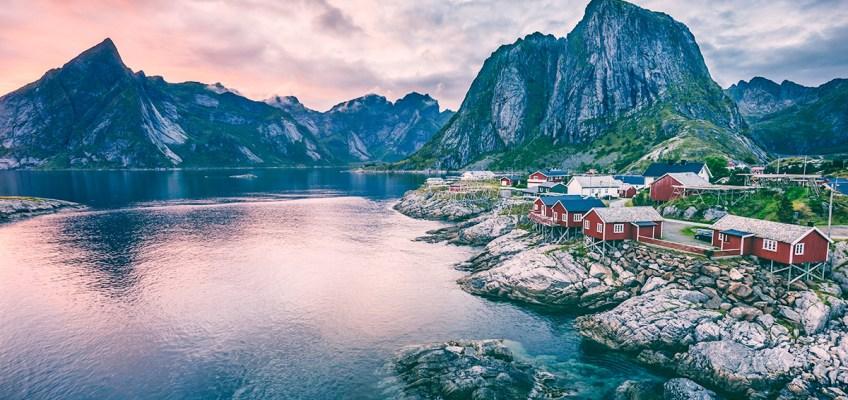 Norvegia Panorama