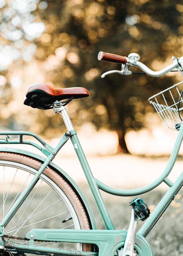 bicicletta per una vacanza low cost