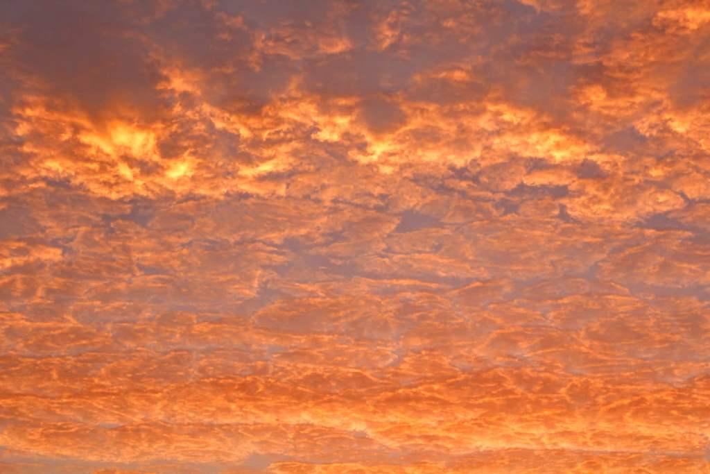 nuvole Tenerife