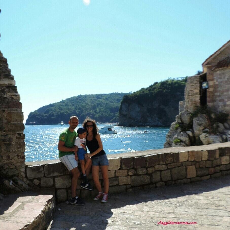 Montenegro vacanza