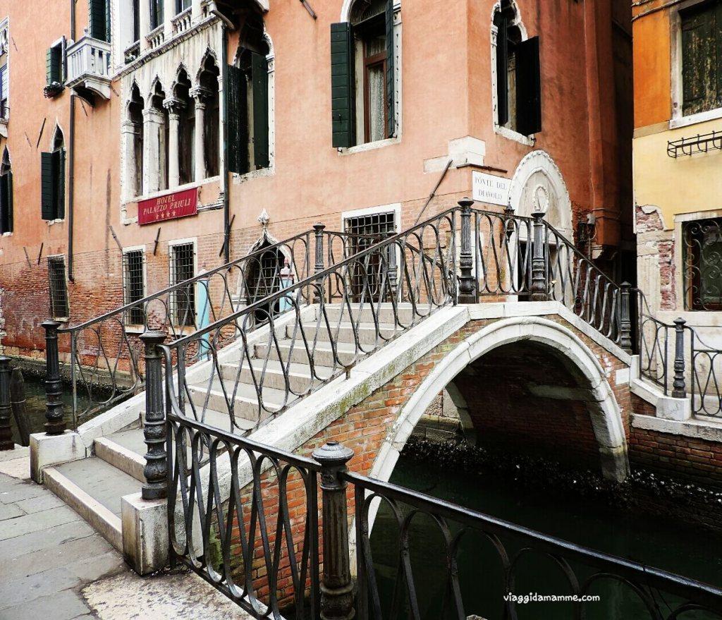 Cosa vedere a Venezia con i bambini in tre giorni - Ponte del Diavolo -