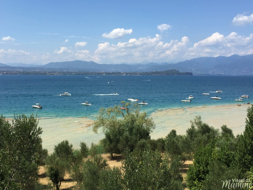 Weekend a Sirmione cosa vedere coi bambini
