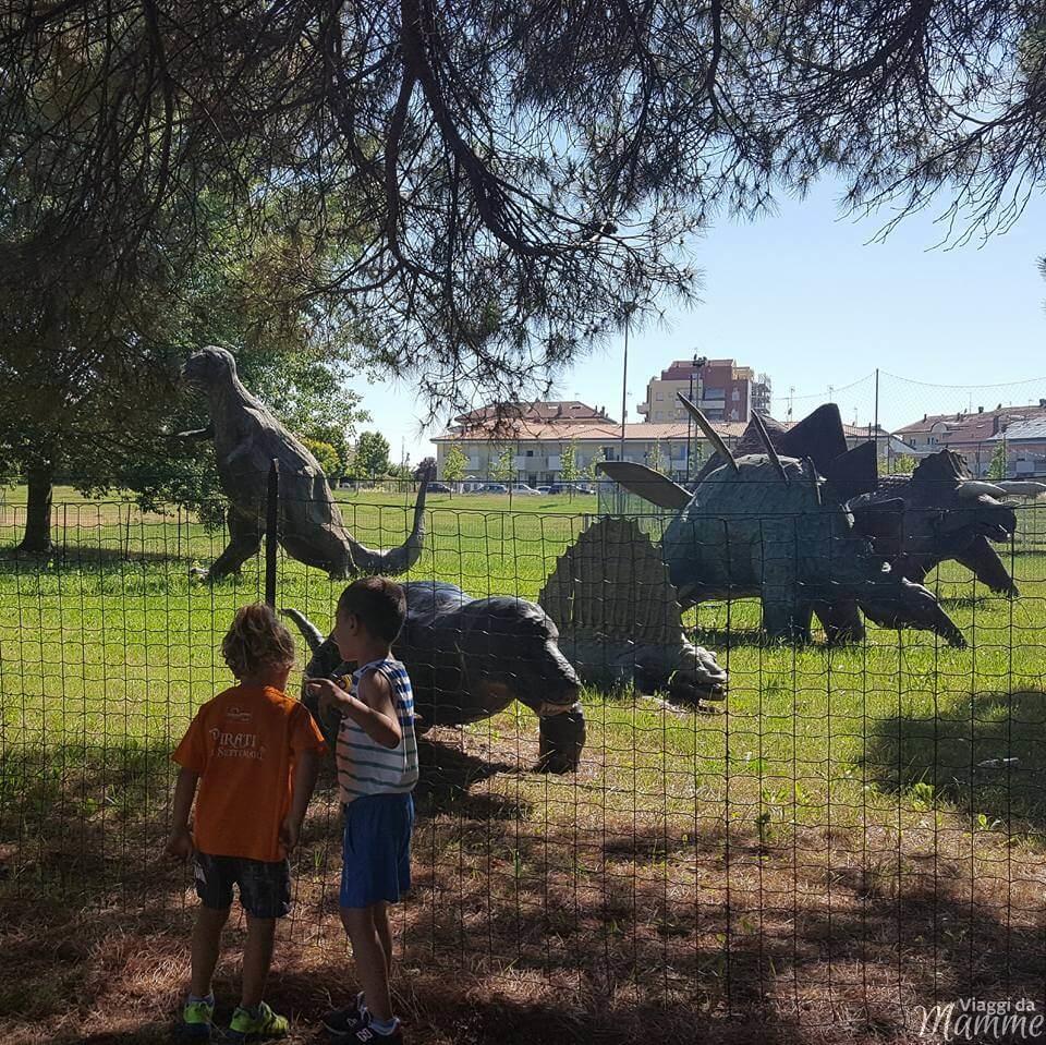 Vacanza a Bellaria Igea Marina: cosa fare coi bambini -Parco del Gelso-
