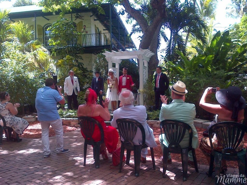 Florida con bambini: Miami e Key West più Disney World -la casa di Hemingway -