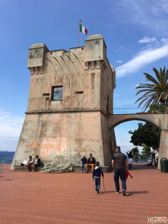 La passeggiata di Nervi sul mare: cosa vedere oltre a Genova