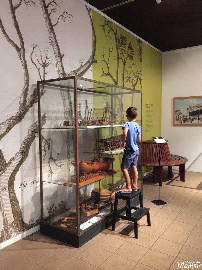 Vacanza tra Costa Azzurra e Provenza con bambini - Museo Marittimo Nazionale