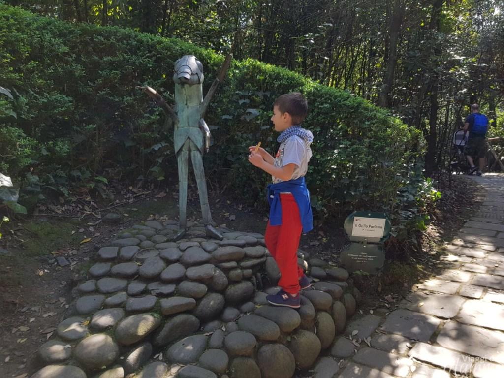Il Parco di Pinocchio a Collodi: una gita da fiaba