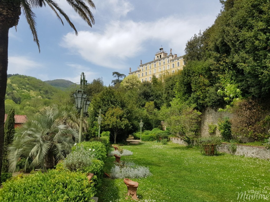 Storico Giardino di Villa Garzoni