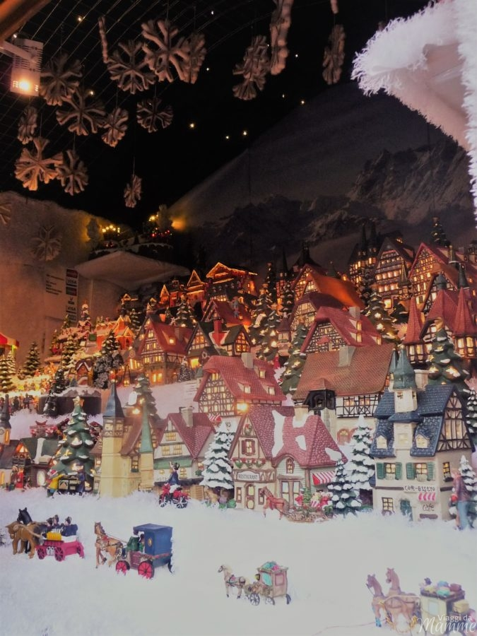 Mercatini di Natale per bambini a Basilea in Svizzera