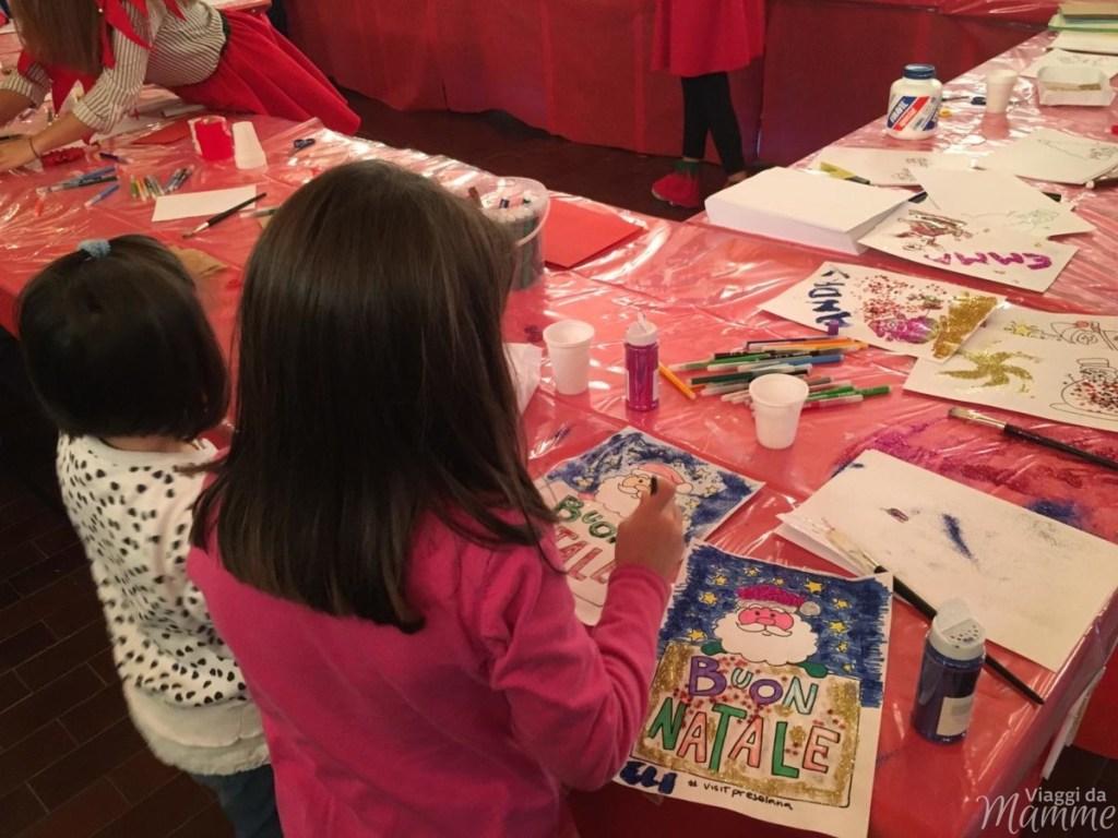 Mercatini di Natale in Lombardia con bambini: Castione della Presolana