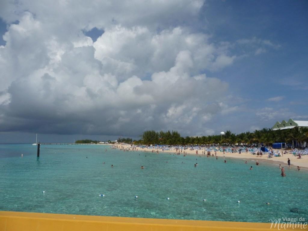 5 idee su dove andare in vacanza a Natale all'estero -Grand Turk, Caraibi-