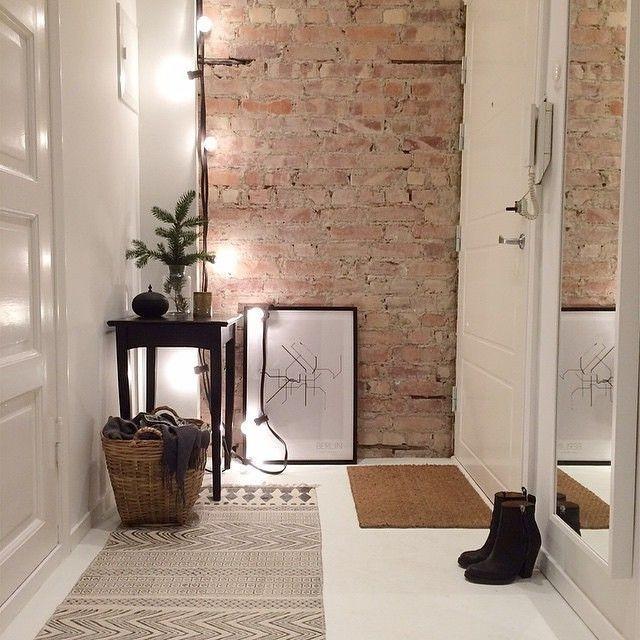 Come arredare l'ingresso di casa: 10 soluzioni -ingresso semplice-