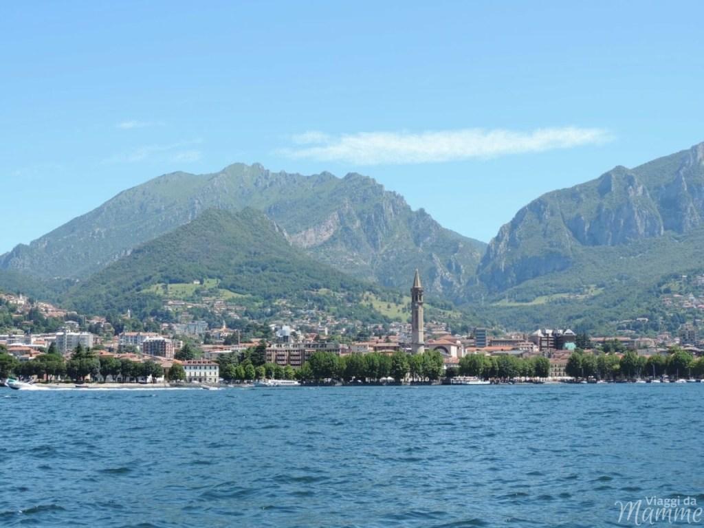 Laghi in Italia: per una gita o un weekend in famiglia - Lago di Lecco