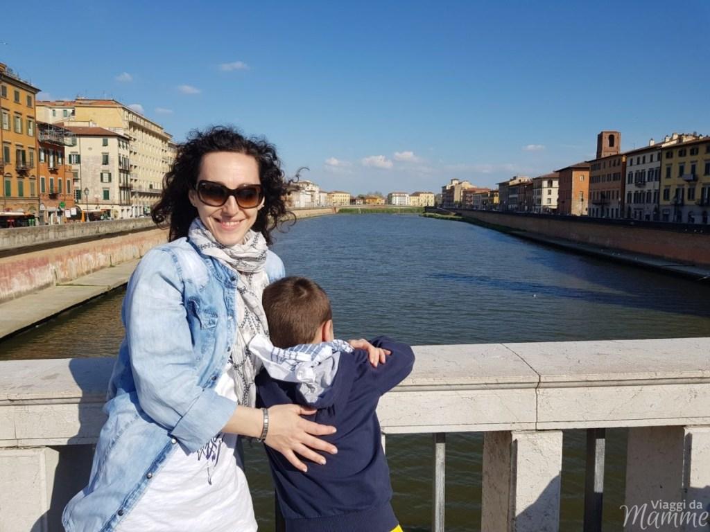Cosa visitare a Pisa in un giorno con bambini