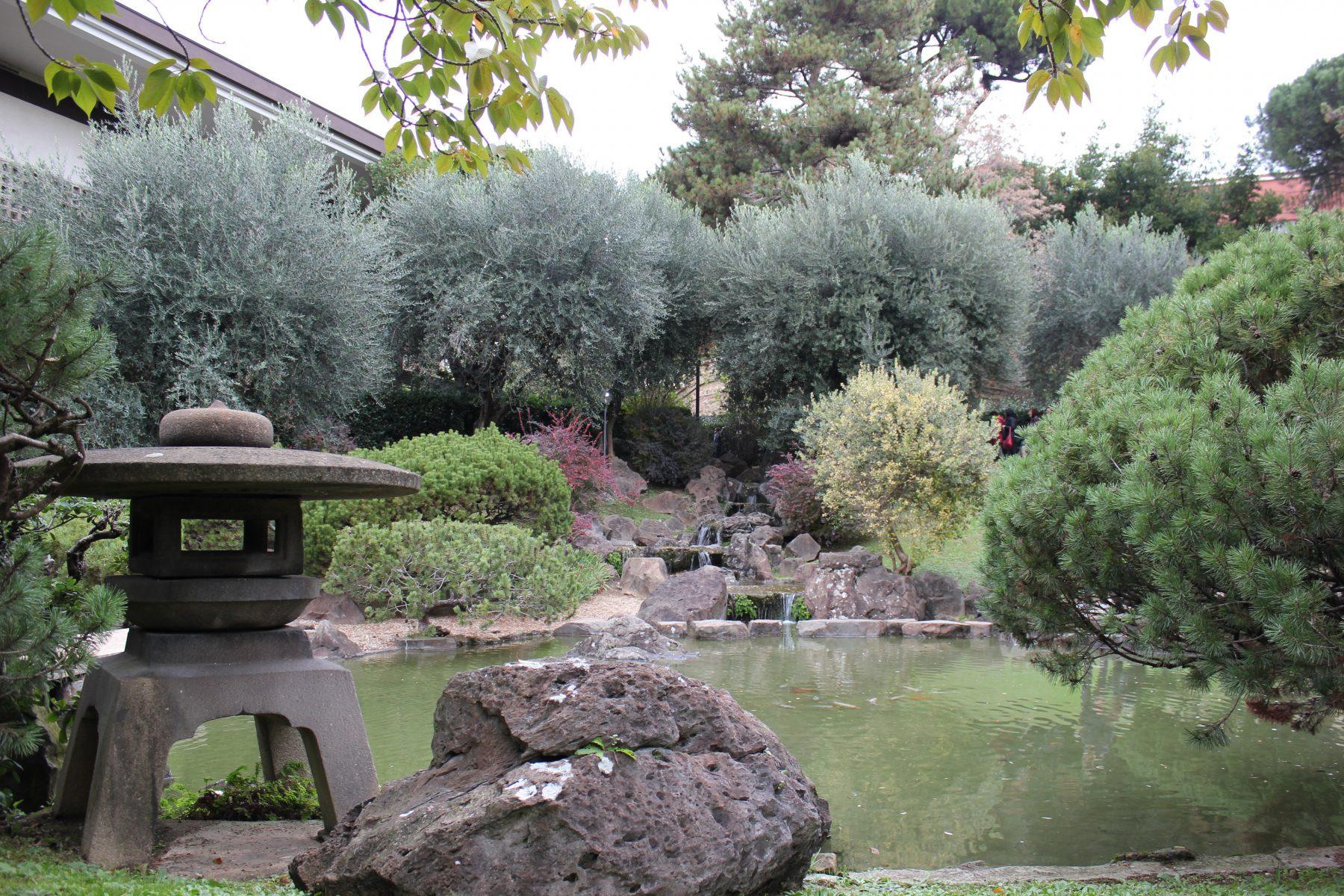 Un giardino giapponese nel cuore di roma viaggi e merende