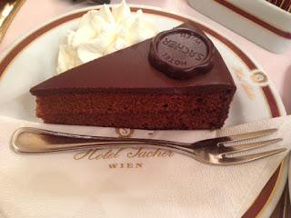 la miglior Sacher di Vienna, Demel o Hotel Sacher?