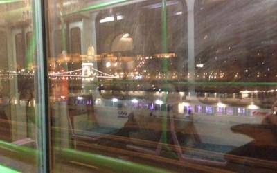 Il tram numero 2 di Budapest, una vera crociera sul Danubio