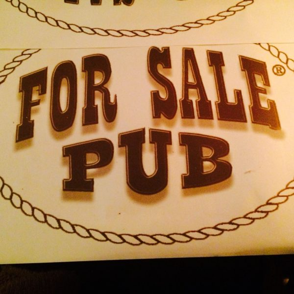 Mangiare a Budapest, For Sale Pub una bella scoperta