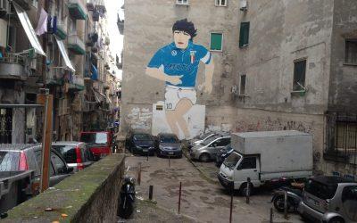 Centro storico e street art a Napoli