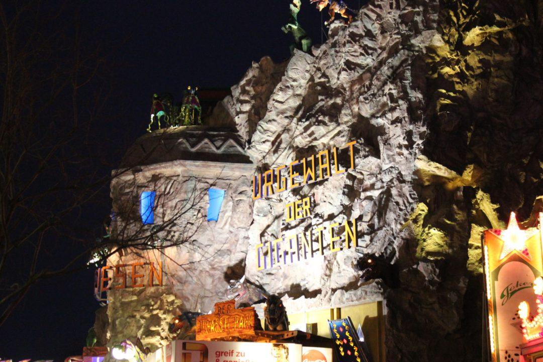 Casa stregata al Prater di Vienna